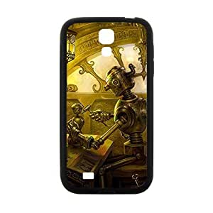 Artistic antique house Cell Phone Case for Samsung Galaxy S4