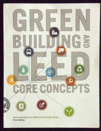 green building and leed core concepts guide 3rd edition pdf