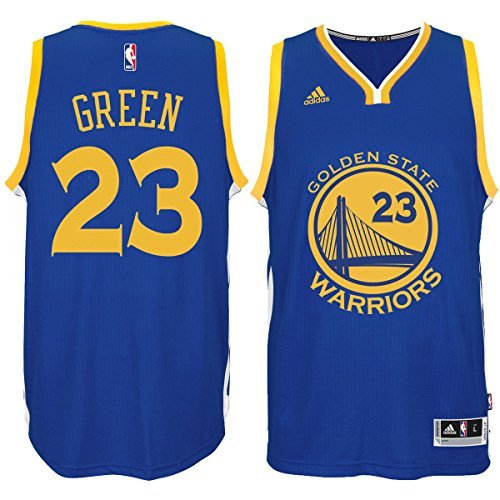 (Draymond Green Golden State Warriors Blue NBA Youth Road Swingman Jersey (Medium)