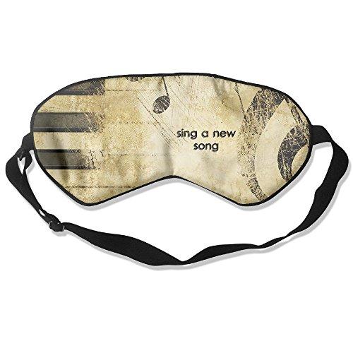 (Goods Shops Mulberry Silk Sleeping Masks Sing Song Eyepatch Eye Masks Adjustable Sleeping Eye)