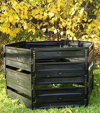 Jardín compostador 700L termocompostador (Compost Contenedor ...