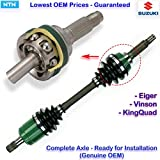 Suzuki KingQuad 400 4x4 CV Axle (2008-2015), Genuine Suzuki OEM ATV Axle, LT-F400F, LT-A400F King Quad 4x4 Auto, 54901-27H01, Front Right - Lowest Prices Suzuki OEM CV Axle