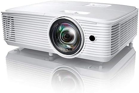 Optoma W318STe Video - Proyector (3800 lúmenes ANSI, DLP, WXGA ...