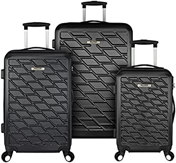 Elite Luggage Ocean 3 Piece Lightweight Hardside Luggage Set