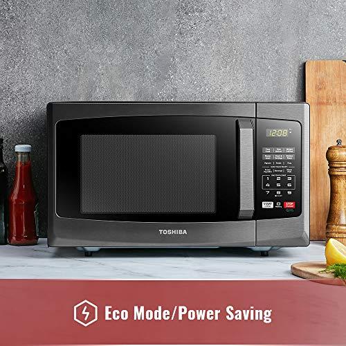 Toshiba EM925A5A-BS Microwave Oven image 3