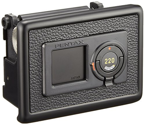 PENTAX 220 film backs 645 38802 by Pentax