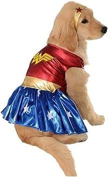Horror-Shop Disfraz de perro mujer maravilla M: Amazon.es ...