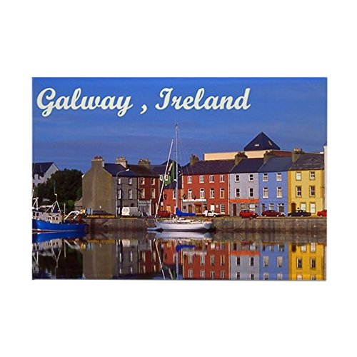 CafePress Galway Ireland Rectangle Magnet, 2