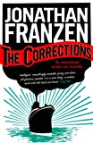 Front cover for the book The Corrections by Jonathan Franzen