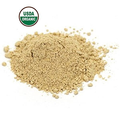 Root Astragalus Powder (Organic & Kosher Certified Astragalus Root Powder 4 oz Package)