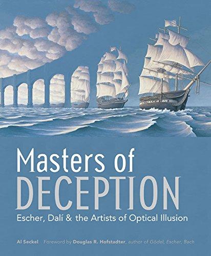 Masters of Deception: Escher, Dali & the Artists of Optical - Optical Design Modern Shop