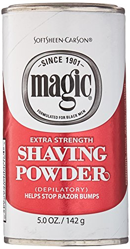 - Magic Extra Strength Shaving Powder Red Can 5 Oz (6 Pack)