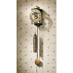 Madison Collection Templeton Regulator Wall Clock