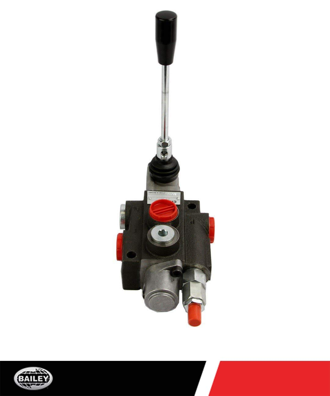 G Series : 10 GPM 220932 Spring Center Action 3625 PSI 1 Spool 3 Way 3 Position and 3-pos SAE 10//10 Inlet//Outlet Ports and SAE 8 Work Ports CHIEF P40 Directional Control Valve