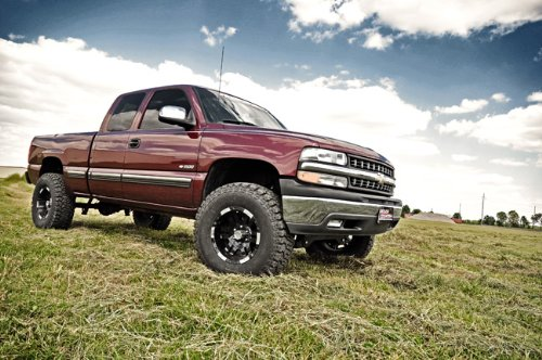 6 Inch Lift Kit For Chevy 1500 4wd >> Rough Country Suspension 234n2 Suspension Lift Kit