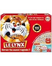 Educa - 16042 - Jeu de société éducatif- Le Lynx 400 images avec Application