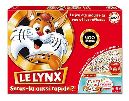 educa 16042 jeu de soci t ducatif le lynx 400. Black Bedroom Furniture Sets. Home Design Ideas
