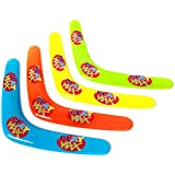 Plastic Boomerang Toy - Fun Outdoor Summer Toy