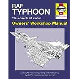 RAF Typhoon: 1994 onward (all marks)
