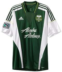 MLS Portland Timbers Short Sleeve Replica Jersey, Small