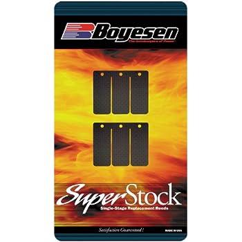 Boyesen PRO Series Carbon Fiber Reeds HONDA CR500R 1989-2001 CR500 CR500R REED