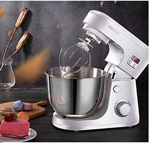 XZJJZ Schneebesen-Elektrische Küchenmaschine, Kipp-Küchenmaschine, Knethaken, Schneebesen, Schneebesen, for Kuchen, Brot und Pizza