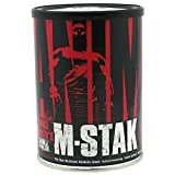Best Anabolics - Universal Nutrition Animal M-Stak Non-Hormonal All Natural Anabolic Review