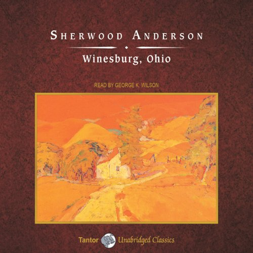 Bargain Audio Book - Winesburg  Ohio