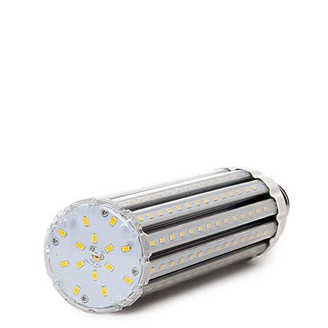 Greenice   Bombilla de LEDs E40 Alumbrado Público 60W 7800Lm 50.000H Eleanor   Blanco Frío