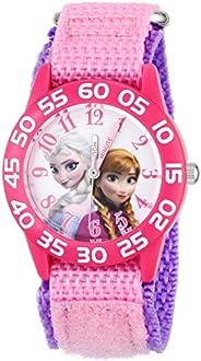 Disney Girls' Anna & Elsa Plastic Pi