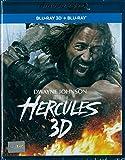 Hercules 3D (3D+2D Combo Set) (2Blu-Ray) Dwayne Johnson, Ian McShane, Rufus Sewell, Rebecca Ferguson Brand New Factory Sealed