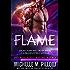 Flame: A Qurilixen World Novella: Intergalactic Dating Agency (Galaxy Alien Mail Order Brides Book 2)