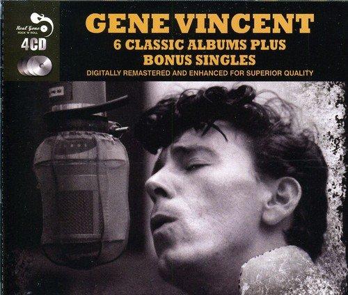- 6 Classic Albums - Gene Vincent