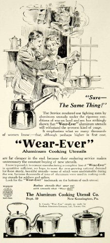 1919-ad-wear-ever-aluminum-cooking-utensil-new-kensington-pa-kitchen-tea-kettle-original-print-ad