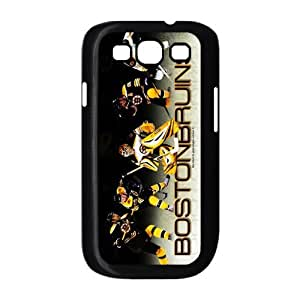Custom Boston Bruins Back Cover Case for SamSung Galaxy S3 I9300 JNS3-497