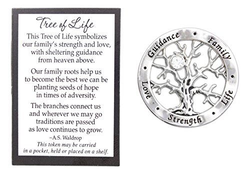 Pocket Tokens (Tree of Life) - Gifts Luck Men Good For