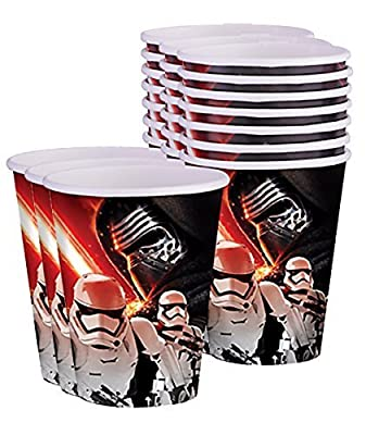 Star Wars VII Paper Cups 24CT