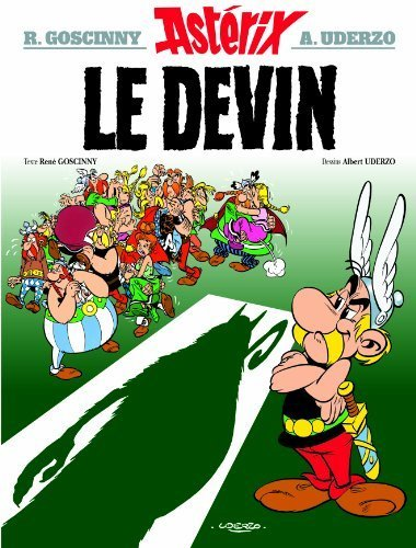 Le Devin (Les Aventures d'Ast?ix le Gaulois, Album 19) (Asterix) (French Edition) by R. Goscinny - Store Aventura Mall