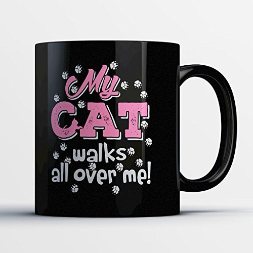Crazy Cat Lady Gift - Cat Lover Mug - Cat Owner Coffee - Best Sunglasses Men 2018 S