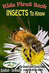Kids First Book - Insects to Know (English Edition)