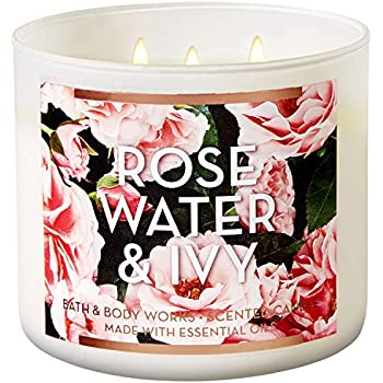 Amazon Com Bath And Body Works Rose Water And Ivy Single