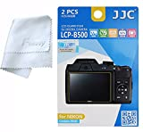 Best Screen Protectors For Nikon CoolPixes - JJC LCP-B500 Anti-Reflection LCD Guard Film Screen Protector Review