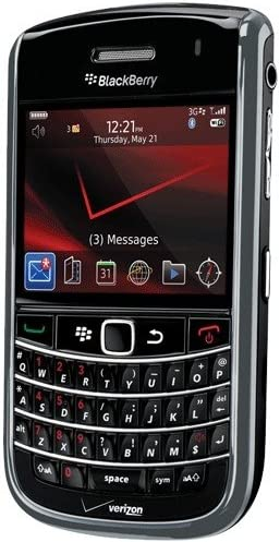 BlackBerry Verizon Bold 9650 Global 3G Smartphone-New Smartphone Negro funda para tablet: Amazon.es: Deportes y aire libre