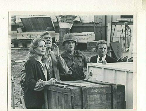 1979 Salvage 1 - Andy Griffith Trish Stewart Ed Nelson TV Press Photo MBX94