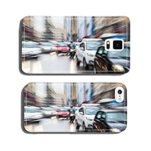 Image Zoom effect of urban road cell phone cover case iPhone5