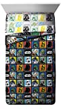 Stars Wars Classic Character Grid Twin Comforter