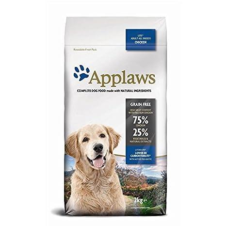 Applaws Comida seca de perros, pollo, adultos de raza pequeñas y mediana, 15 kg: Amazon.es: Productos para mascotas