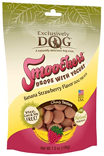 Smoochers Drops with Yogurt Dog Treats