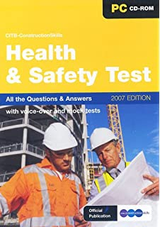 Health safety environment test for operatives specialists all the questions and answers from the citb constructionskills health and safety test cd fandeluxe Image collections