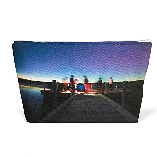 Westlake Art - Sky Galaxy - Pen Pencil Marker Accessory Case - Picture Photography Office School Pouch Holder Storage Organizer - 125x85 inch (37DBB) (Galaxy Bench Therapy)